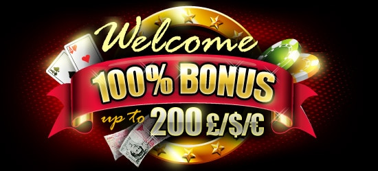 Welcome Bonus - Pay By Phone Slots