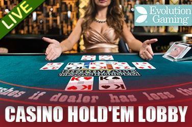 Casino Hold'em Lobby
