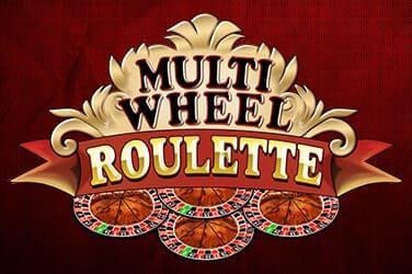 Multi Wheel Roulette Gold