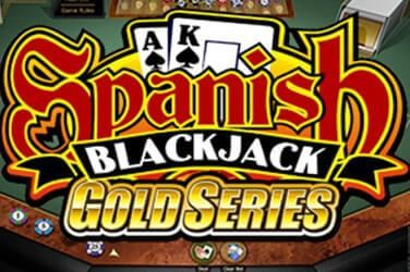 Spanish 21 Blackjack Gold