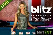Blitz Blackjack High Roller