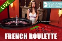 French Roulette Gold